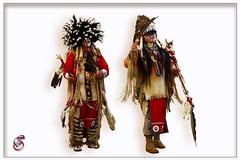 Pow Wow warriors (Real_Aragorn) Tags: pow wow frankfurt warrior warriors indian native