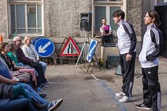 LeithLate 2016: Opening Night (chrisdonia) Tags: edinburgh 16 openingnight outoftheblue 2016 leithwalk fragility creativeelectric leithlate