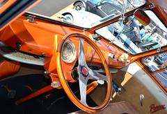 VW Single Cab Dashboard (Pomona Swap Meet) Tags: pomonafavorites pomonaswapmeet vw volkswagen vwtype2 vwsinglecab vwtransporter kombi thesamba steeringwheel orange dashboard classiccars classicvw vintagevw germanrejects germanrejectscarclub vochos fusca
