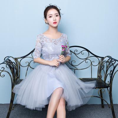 Wedding bridesmaid cocktail dress 2016 Summer styles