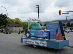 Get yer Bibles here! (jamica1) Tags: canada bc okanagan may columbia days parade british kelowna rutland gideons