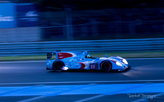 Temp Rising (Raph/D) Tags: blue light motion france colors up car night race speed fence rouge am movement track nissan shot ines leo pegasus racing course flame prototype driver glowing brake morgan flamethrower lm disc remy endurance panning circuit nuit catchy fia warming spitting throwing armco exhaust tertre sportscar racer motorsport proto piste vitesse aco pilote taittinger 70200mm fil gte wec roussel 24heuresdumans lmp2 ef70200mmf28lusm striebig 24hourslemans canoneos7d lm24 canoneos7dmarkii 24lm onroak