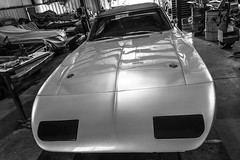 1972 Plymouth front top (kryptonic83) Tags: 1972 plymouth old cars oldcars