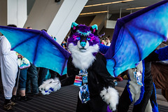 Anthrocon 2016 - Fursuit Parade (Ethan Hellstrom) Tags: animals costume furry pittsburgh parade mascot convention furries anthropomorphic anthro fursuit anthrocon