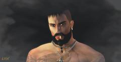 Intense (erikmofanui) Tags: portrait intense eyecandy sexyman daretobare secondlifeavatar secondlifeportrait lumipro sexypeopleofsecondlife