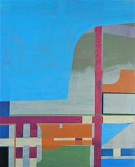 Jim Harris: Analog (Jim Harris: Artist.) Tags: abstract art japan modern tokyo mfa asia paint artist acrylic arte contemporaryart contemporary modernart kunst small jim  nippon  harris avant kanto  contemporneo contemporanea  contempornea contemporaine