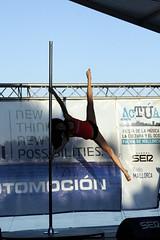 Iron X (@ntop@r) Tags: pose dance pole barra poledance figura ironx