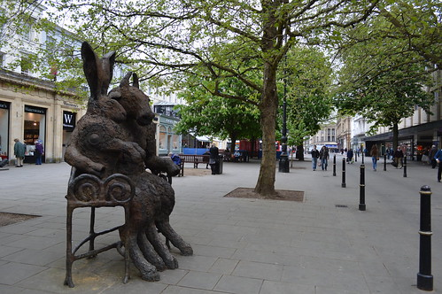 The Minotaur and the Hare, in Cheltenham #2
