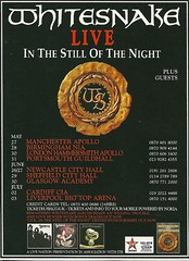 May-June-July 2006 Whitesnake UK Tour (NYCDreamin) Tags: whitesnake uktour july2006 may2006 june2006