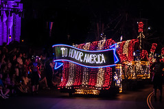 America (wdwphotoclub) Tags: street night florida main parade electrical magickingdom msep