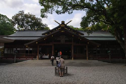 猿田彦神社 - 伊勢旅行
