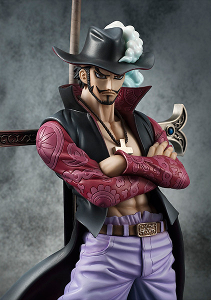 【360度模式】徹底超越前作!海賊王P.O.P系列將推出鷹眼密佛格新作!