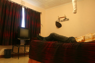 Hotel room in Kilgoris