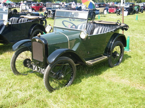 A1 - 1923 Austin Seven Type AB Tourer