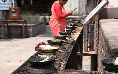 Hindu Temple - Pokhara