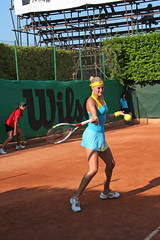 Kristina MLADENOVIC 12 (Umberto Luparelli) Tags: palermo wta countrytimeclub xxviinternazionalifemminiliditennis