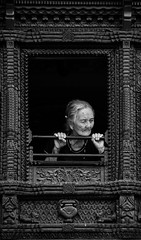 Window of Old age!