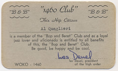 woko bop (albany group archive) Tags: ny les club dj card albany hip membership woko deuel