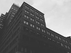 berlin (cruzh) Tags: blackandwhite building architecture germany potsdamerplatz architectuur duitsland berlijn hoogbouw