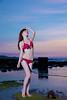 _I1R1435 (mabury696) Tags: portrait cute beautiful asian md model elena 夕陽 lovely 台灣 2470l 可愛 人像 美女 三芝 外拍 美腿 正妹 比基尼 海邊 美人 美少女 美麗 asianbeauty 模特兒 亞洲 85l 巴沙諾瓦 壓光 1dx 5d2 5dmk2