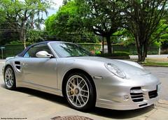 Porsche 911 Turbo S Cabriolet (Exclusivos em SP) Tags: 911 s turbo porsche cabriolet