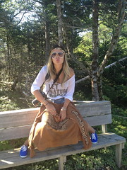 Let Nature Rock (angeliqueaddeo) Tags: travel canada nature sunglasses fashion vintage newfoundland roadtrip grosmorne eastcoast keds missoni kitson oneteaspoon alpinas angeliqueaddeo