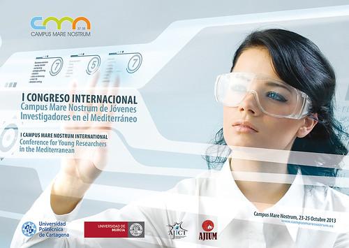 El Med-Souk: I Congreso Internacional de Jóvenes Investigadores del Mediterráneo es un evento organizado por el Campus de Excelencia Internacional Mare Nostrum