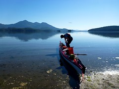 P1020278 (sammckoy.com) Tags: ocean forest britishcolumbia vancouverisland kayaking backcountry westcoast seakayaking clayoquotsound wetcoast mckoy brokenislandgroup sammckoy samckoy samuelmckoy