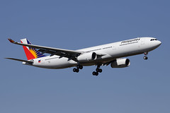 24 septembre 2013 - PHILIPPINE  AIRLINES  Airbus  A 330-300   F-WWYJ  msn 1456 - LFBO - TLS (gimbellet) Tags: canon airport aircraft aviation airplanes airbus a380 boeing aeroport blagnac a330 spotting a320 avions atr spotter aeronautique a350 a400m
