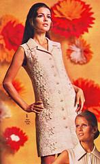 Spiegel 70 ss lace dress (jsbuttons)