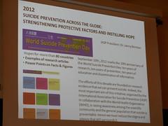"""Geslo svetovnega dne preprečevanja samomora 2012: """"Preprečevanje samomora po vsem svetu: Krepitev varovalnih dejavnikov in vzbujanje upanja"""" • <a style=""""font-size:0.8em;"""" href=""""http://www.flickr.com/photos/102235479@N03/10288693593/"""" target=""""_blank"""">View on Flickr</a>"""