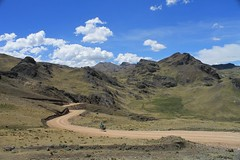 Descending to Huancavelica
