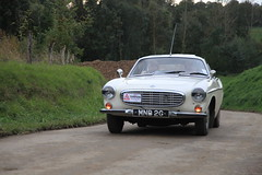 Volvo 1800S- Champagne Rally 2013 (Rally Pix) Tags: volvo champagne rally 1800s 2013