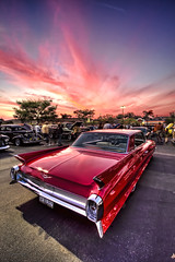 Ruby's Friday Nite Cruise 2013 (dmentd) Tags: cadillac 1962 coupedeville