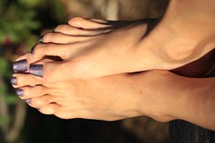 Cloudy Violet (IPMT) Tags: sexy feet fetish foot perfect toes purple cloudy painted 14 violet polish barefoot barefeet pedicure layla toenails shimmering violeta shimmer toenail holographic holografico holo morado pedi descalza