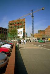 Belfast Gasworks - Ormeau Avenue Corner