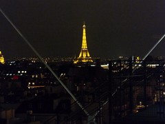 View from the top of the Pompidou (erintheredmc) Tags: from travel november paris france tower art tourism modern observation europe european fuji view erin top kandinsky centre piano center eiffel tourist adventure deck architect observatory finepix warhol dame matisse pompidou georges renzo mccormack chatelet notee 2013 f550exr uploaded:by=flickrmobile flickriosapp:filter=nofilter
