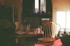 (Ben Emrich) Tags: 35mm autumn film house london olympusom10 student sun thekingdom
