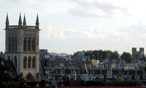 A Cambridge Skyline