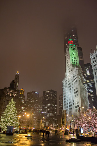 Christmas on Mag Mile