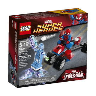 LEGO 2014 MARVEL SUPER HEROES 系列 【終極蜘蛛人 vs. 復仇者聯盟】