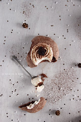 day15062 (la cerise sur le gteau) Tags: christmas food white cooking dessert photography baking advent blackberry chocolate patisserie pastry cocoa pavlova cacao