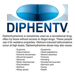 DiphenTV (Penaltees) Tags: matrix logo sleep corporation drug medicine parody addicted addict directv corporatelogo bluepill diphenhydramine satellitetelevision parodylogo penaltees diphentv
