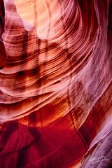 God's Palate in Rock... (LouisAnnImage - The Photography of Howard Brown) Tags: arizona page navajo hdr slotcanyon antelopecanyon