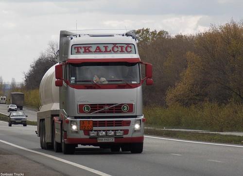 Volvo Fh12 (UA)