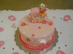 306/365:  Hello Kitty Cake (MountainEagleCrafter) Tags: pink cute church cake sweet hellokitty babyshower day306 top20foodmmmm 11213 apicaday 306365 shootfirstaskquestionslater day306365 3652013 2013yip 365the2013edition pad2013365 2013internationalbeauty 11022013 02nov13