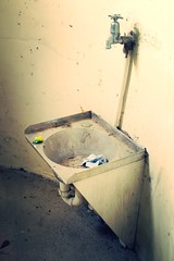Sink Stink (Concorps) Tags: old dublin irish art abandoned museum modern hospital sink royal basin kilmainham imma