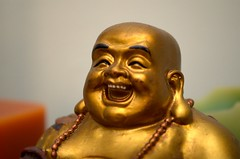 Laughing Buddha by Bluddha, on Flickr