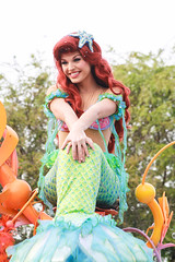 Mickey's Soundsational Parade (looseey) Tags: ariel thelittlemermaid facecharacter soundsational mickeyssoundsationalparade