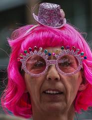 The glasses (jefvandenhoute) Tags: belgium belgique belgië antwerp antwerpen 2013 lesbiangaypride lesbiangayparade
